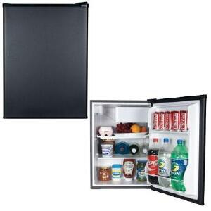 Haier HCR27BL  Freestanding  Refrigerator with 2.7 cu. ft. Capacity,