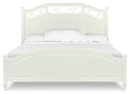 Magnussen B202957K1 Morgan Series  Queen Size Panel Bed
