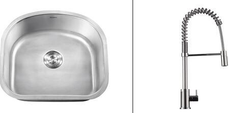 Ruvati RVC2471 Kitchen Sink
