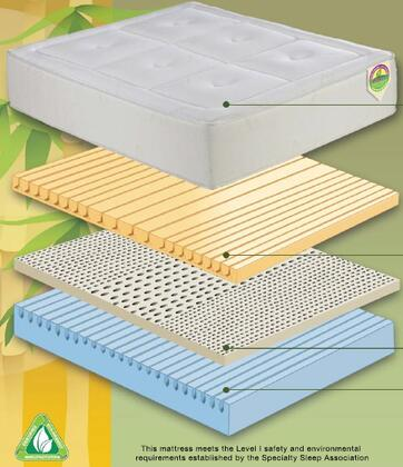 Rest Rite IMNF911TW Pure Form 9000 Series Twin Size Pillow Top Mattress