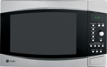 GE Profile PEB1590SMSS Countertop Microwave |Appliances Connection