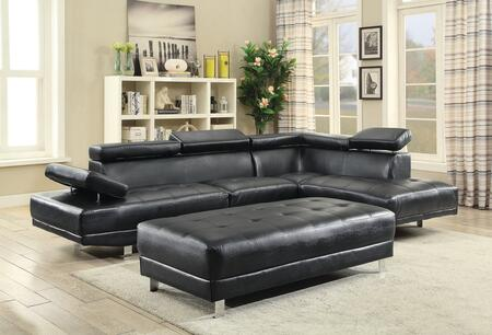 Glory Furniture G448SCSET Milan Sectional Sofas