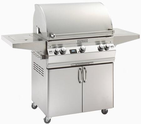 FireMagic A660S1E1N61 Freestanding Natural Gas Grill