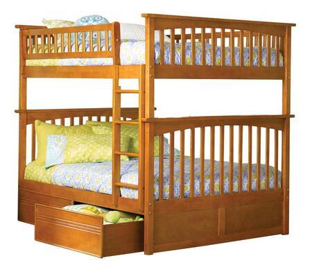 Atlantic Furniture AB55517  Bunk Bed