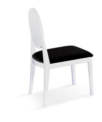 VIG Furniture VGUNAA0182 A & X Series Modern Fabric Wood Frame Dining Room Chair