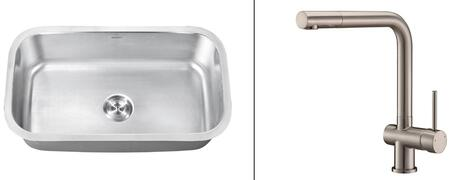 Ruvati RVC2495 Kitchen Sink