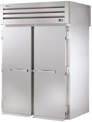 True STA2RRT Spec Series Two-Section Roll-Thru Refrigerator with XX cu. ft. Capacity, Incandescent Lighting, 134A Refrigerant, and Solid Front and Rear Swing-Doors
