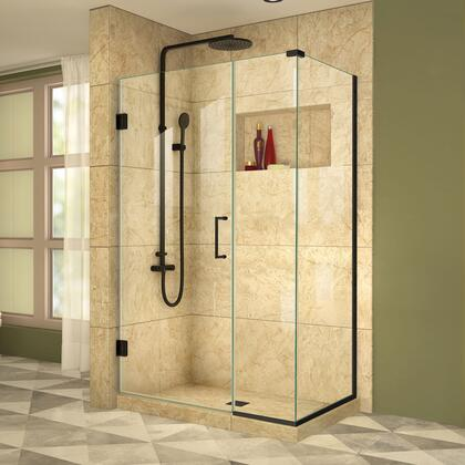 DreamLine Unidoor Plus Shower Enclosure RS39 30D 14IP 30RP 09