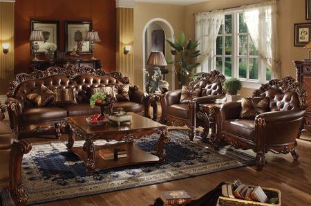Acme Furniture 52000SET Vendome Living Room Sets