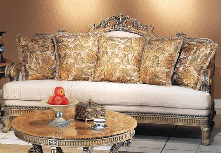 Yuan Tai BA7000S Barbados Series Sofa Fabric Sofa