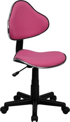 "Flash Furniture BT699PINKGG 19.5"" Contemporary Office Chair"