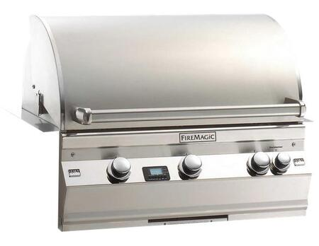 FireMagic A540I2L1N Built In Grill, in Stainless Steel