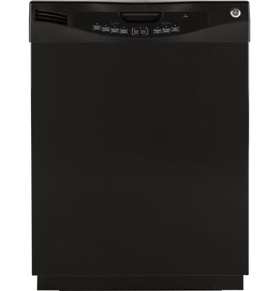 GE GLD4500VBB  Built-In Full Console Dishwasher