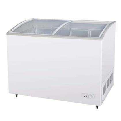 Turbo Air TSD47CF Chest Commercial Ice Cream Freezer