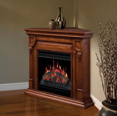 Dimplex CFP3902BW Warren Series  Electric Fireplace