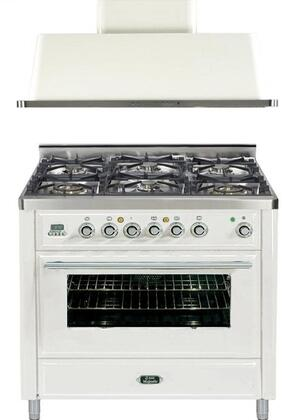 Ilve 721387 Kitchen Appliance Packages