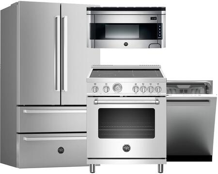 Bertazzoni 743411 Professional Kitchen Appliance Packages