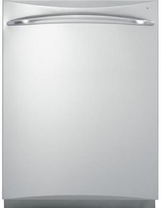 GE PDWT380VSS Profile Series Built-In Fully Integrated Dishwasher with in Stainless Steel