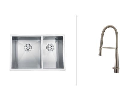 Ruvati RVC2344 Kitchen Sink