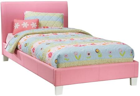 Standard Furniture 60773A Fantasia Series  Twin Size Panel Bed