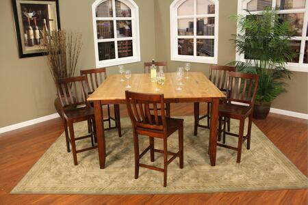American Heritage 713662 Andria Dining Room Sets