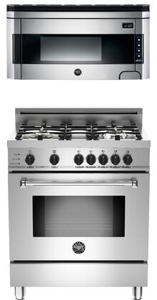 Bertazzoni 663606 Master Kitchen Appliance Packages
