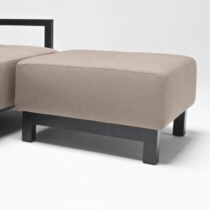 Innovation 94748264C6313 Bifrost Series Contemporary Fabric Ottoman