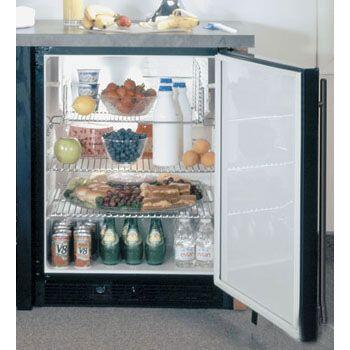 Marvel 6ADAWWO  Built In Counter Depth Compact Refrigerator with 5.4 cu. ft. Capacity, 3 Wire ShelvesField Reversible Doors