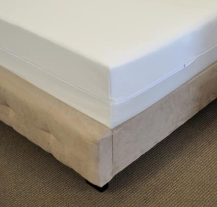 Rest Rite SAMECP11114 Mattress Encasement White Fabric