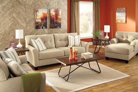 Milo Italia MI1397QSSLCHKHAK Lizeth Living Room Sets