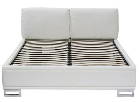 Diamond Sofa BLVDBEDCKW Blvd Series  California King Size Bed