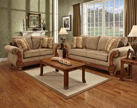 Chelsea Home Furniture 8400RMSLC Verona IV Living Room Sets