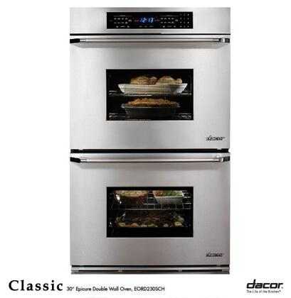 """Dacor EORD230SCH 30"""" Double Wall Oven 