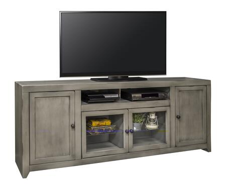"""Legends Furniture AS15XX.AGG Astoria 65"""" TV Console in Aged Grey"""