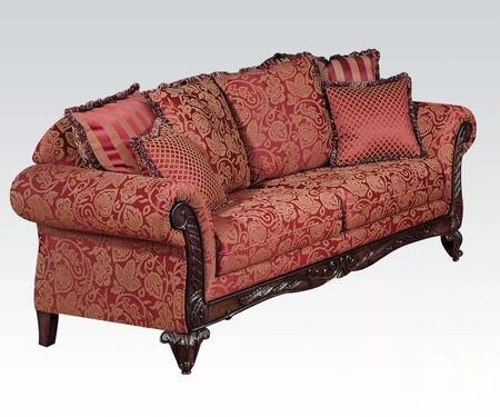 Acme Furniture 50330 Fairfax Series  Fabric Sofa