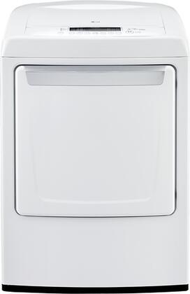 "LG DLE1101W 27"" Electric  Electric Dryer |Appliances Connection"