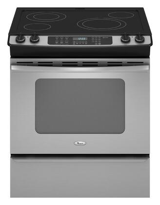 Whirlpool Gy399lxus Gold Series 30 Inch Wide Slide In