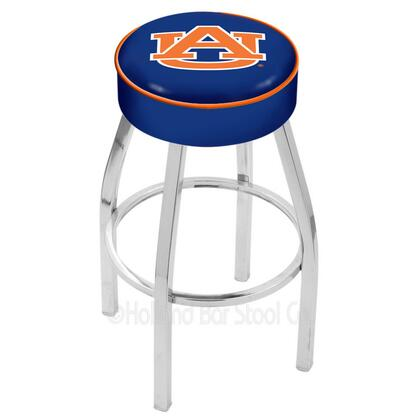 Holland Bar Stool L8C125AUBURN Residential Vinyl Upholstered Bar Stool