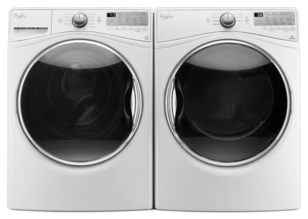 Whirlpool 689904 Washer and Dryer Combos