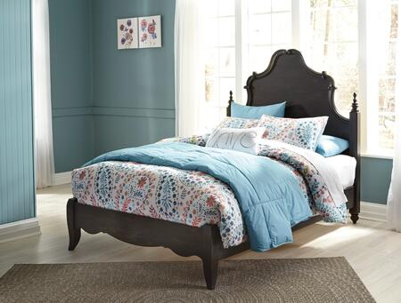 Milo Italia Mcconnell Collection Br 292 Posterbed Poster Bed With Scrolled Details