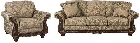 Milo Italia MI5301SCTOPA Ashlynn Living Room Sets