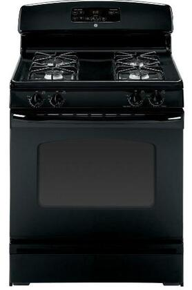 """GE JGBS23DETBB 30"""" Gas Freestanding 