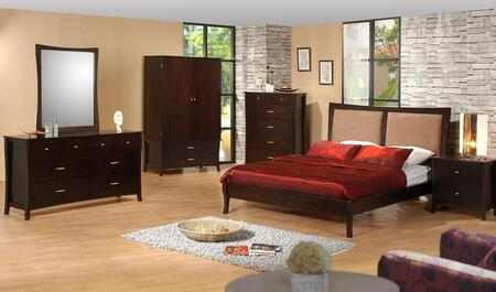 Accent HA861405BED King Beds