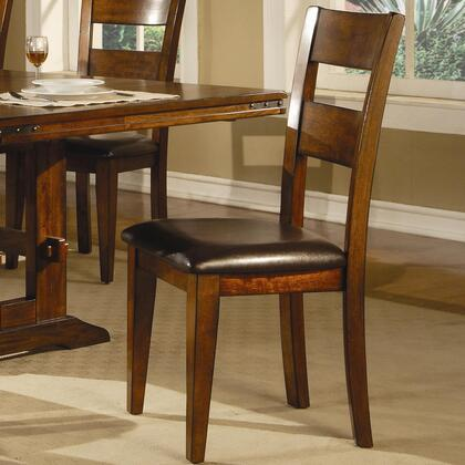 Coaster 102152 Lavista Series Traditional Wood Frame Dining Room Chair
