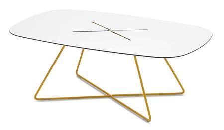 Domitalia CROSSC14FSEHBI Contemporary Table