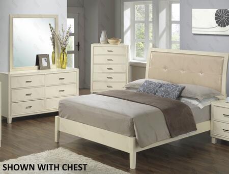 Glory Furniture G1290AQBDM G1290 Queen Bedroom Sets