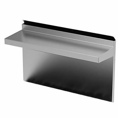 "Viking 24"" Height Backguard with High Shelf, for x 7 Series Range"