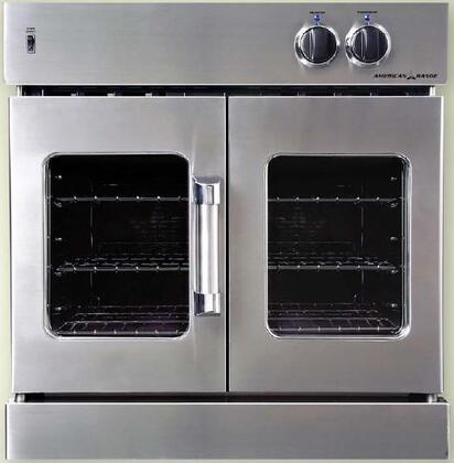 American Range AROFG30SS Single Wall Oven, in Stainless Steel