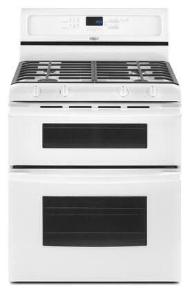 Whirlpool GGG388LXQ Gold Series Gas Freestanding