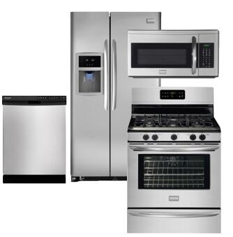 Frigidaire 293991 Kitchen Appliance Packages